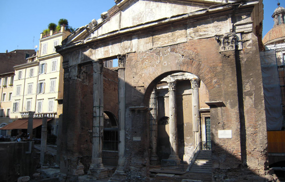 Portico di Ottavia - Roma