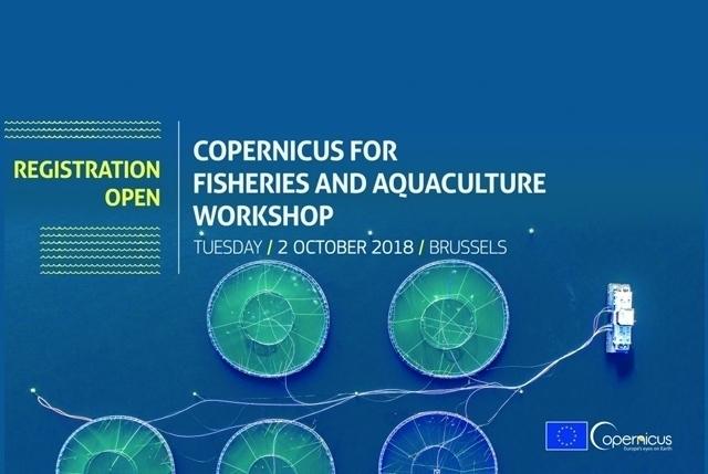 Copernicus. Il 2 ottobre a Bruxelles workshop su acquacoltura e pesca