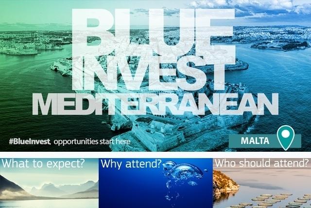 Blue Invest in the Mediterranean 2019. Opportunità d'incontro tra idee innovative e investitori